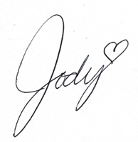 jody signature Nice to see you, 2013!